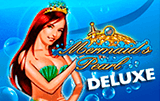 Mermaid's Pearl Deluxe в казино Вулкан 24 на деньги